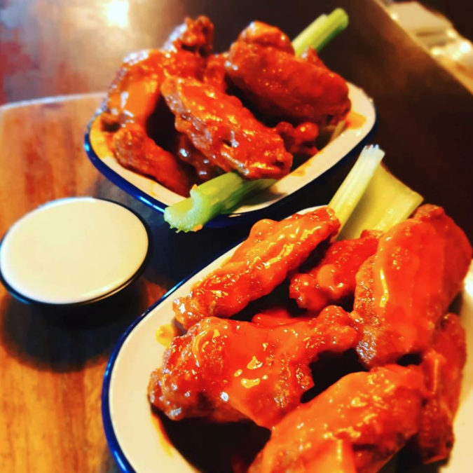 Wings on Wednesday